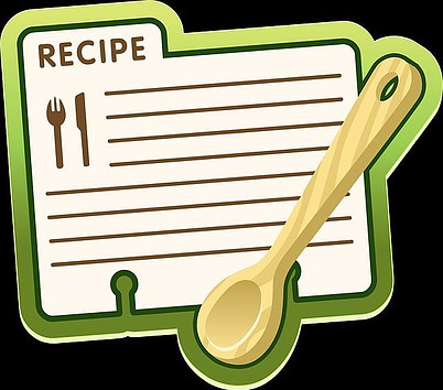 recipe card picture