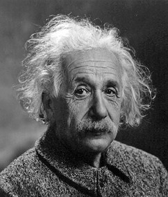 Albert Einstein Picture