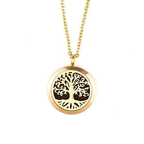 Plant Therapy Tree of Life Necklace